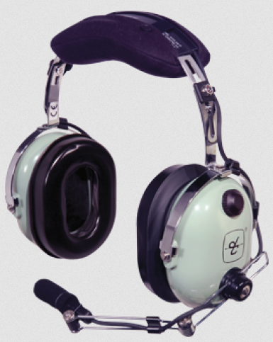 An image of the David Clark H10-30 headset
